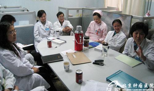 我院召开 加强科室医疗安全建设 主题讨论会